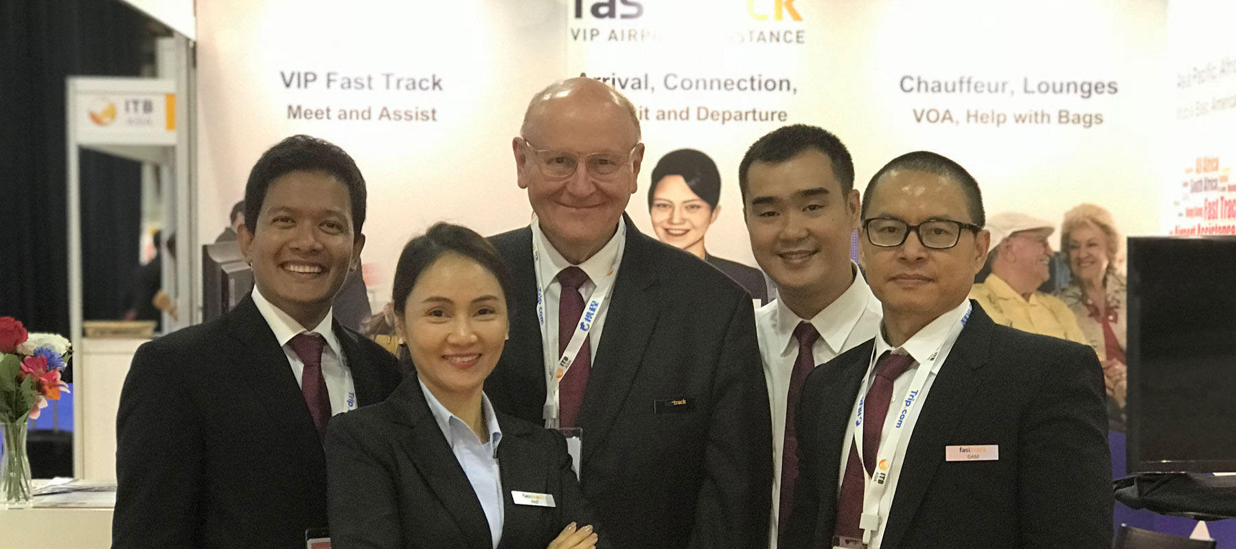 fast track asia team
